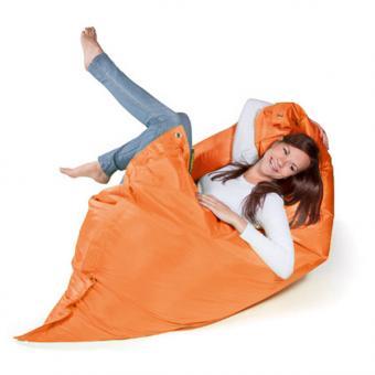 Pushbag Classic in Orange