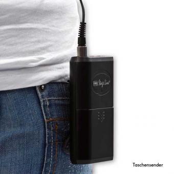 Funk-Ansteckmikrofon