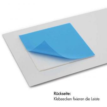 Selbstklebende Magnet-Leisten, 10er-Set