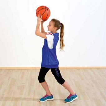 Schul-Basketball Größe 5. 470 - 500 g