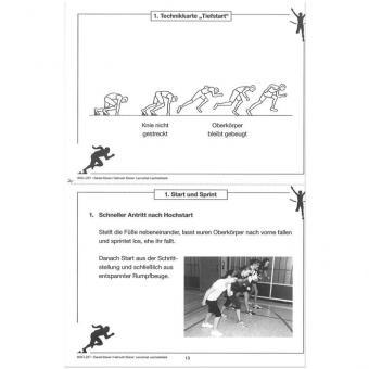 Lernzirkel Leichtathletik
