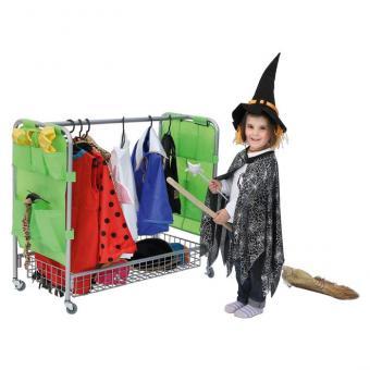 Kostüm-Garderobe
