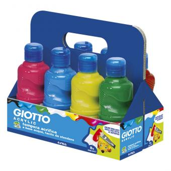 Giotto Acrylfarben-Set