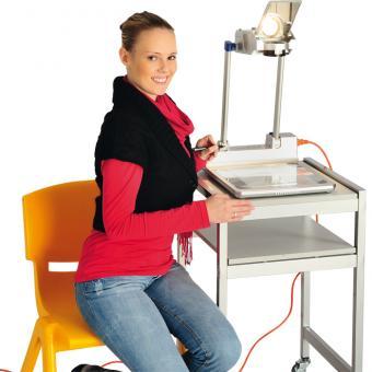 Kofferprojektor VisuLight® M 2400