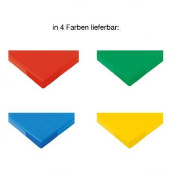 Super-Leichtturn-Matte 200 x 100 x 6 cm - 7,0 kg - in Grün