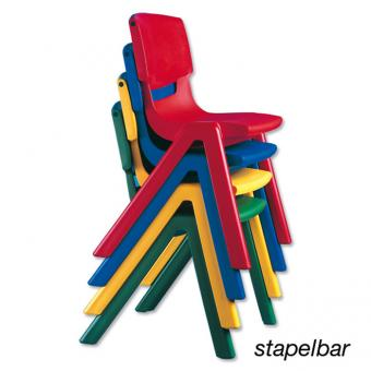 Schülerstuhl Postura® Größe D - Sitzhöhe: 35,0 cm
