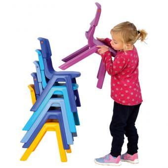 Postura+ Stuhl, Sitzhöhe: 31 cm, Größe: 2