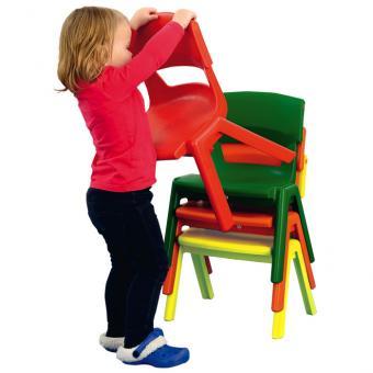 Postura+ Stuhl, Sitzhöhe: 26 cm, Größe: 1