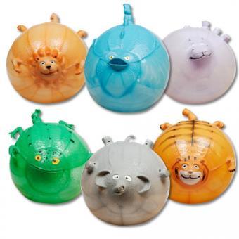 Lustige Tierballons