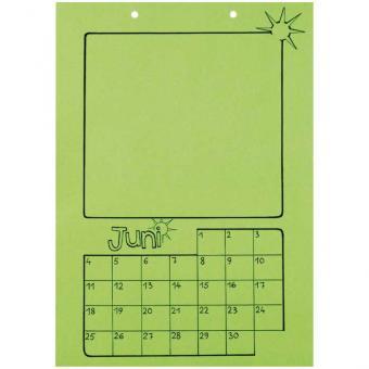 Blanko-Kalender, 10 Stück
