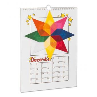 Kalender zum Selbstgestalten, 30 x 21 cm