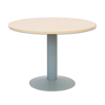 Tisch-Stuhl-Set mit Tischdurchmesser 100 cm