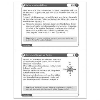 Lernwerkstatt: Karten und Pläne