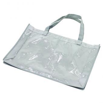 Kunststofftaschen mit Klarsichthülle, DIN A3