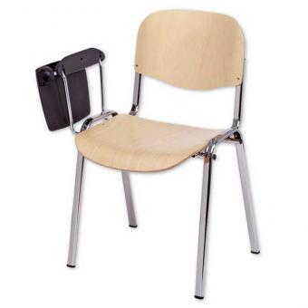 Stuhl mit Sitz- und Rückenschale