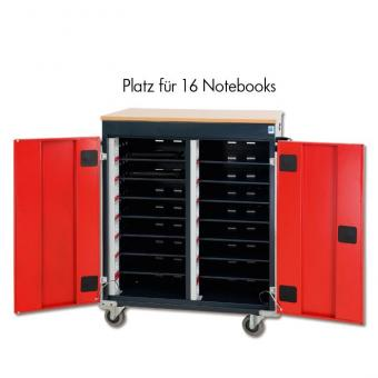 Notebook-Wagen Secure