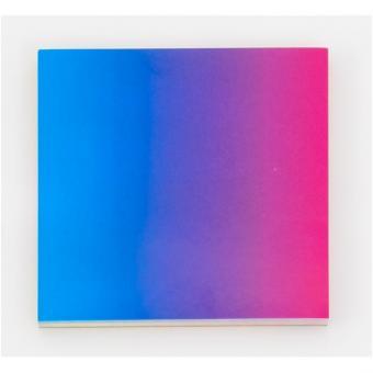 100 Regenbogen-Faltblätter