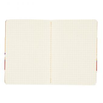 Notizbuch in DIN A6 kariert