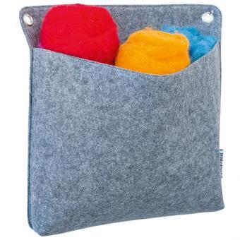 Materialtaschen, quadratisch