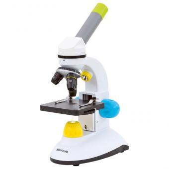 Buntes Lernmikroskop