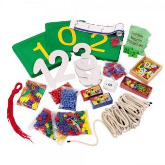 Mathe-Set Basic 0-20 - Kindergarten