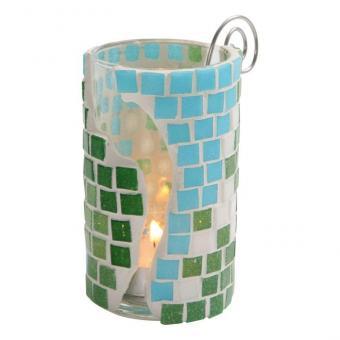 bunte Mosaik-Glassteine 1 kg - 10 x 10 mm