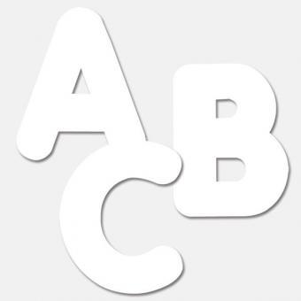 Riesen-Buchstaben 26 Großbuchstaben