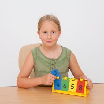 Stellenwertrechner für Schüler
