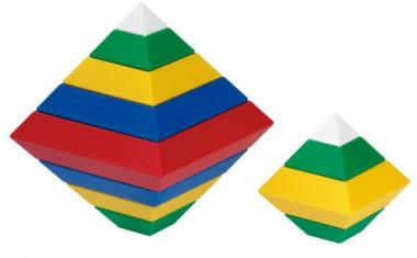 Kreativ-Pyramide