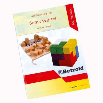Soma-Würfel, Klassen-Set aus Holz