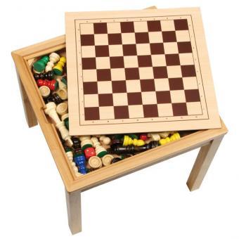 3er MIDI-Spiel - Ärgere Dich Nicht, Schach & Dame