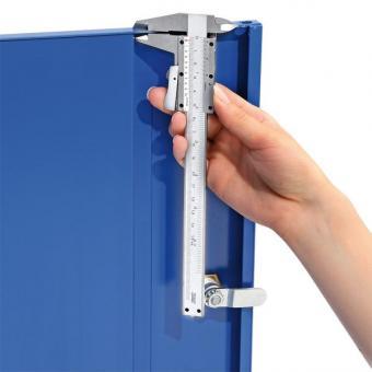 Schüler-Schließfach-Schrank