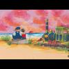 Kamishibai-Bildkarten, Jim Knopf und Lukas der Lokomotivführer machen einen Ausflug-6