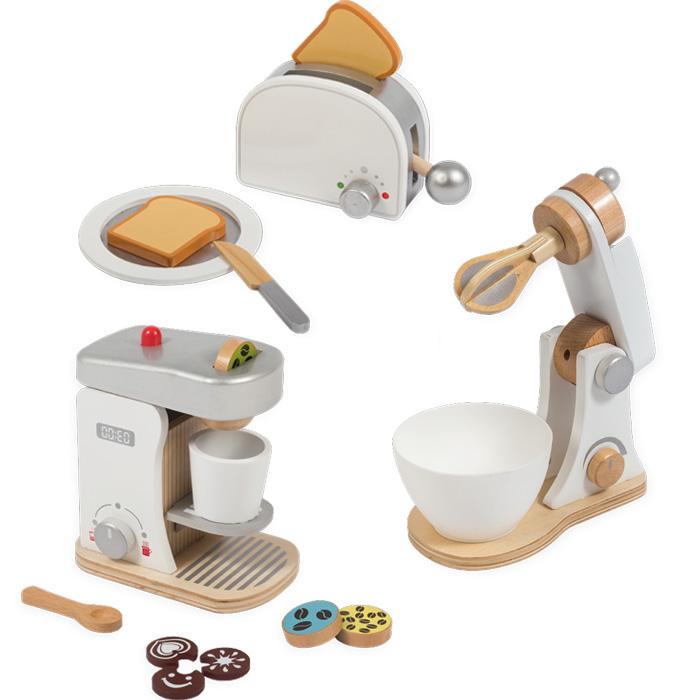 k chenger te 3er set toaster mixer und kaffeemaschine g nstig online kaufen. Black Bedroom Furniture Sets. Home Design Ideas