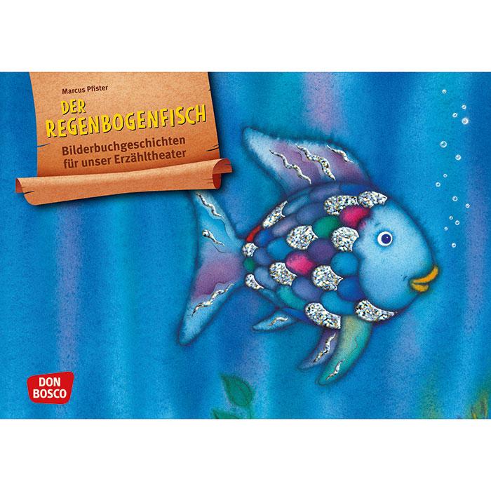 Kamishibai Bildkarten Der Regenbogenfisch Gunstig Online Kaufen