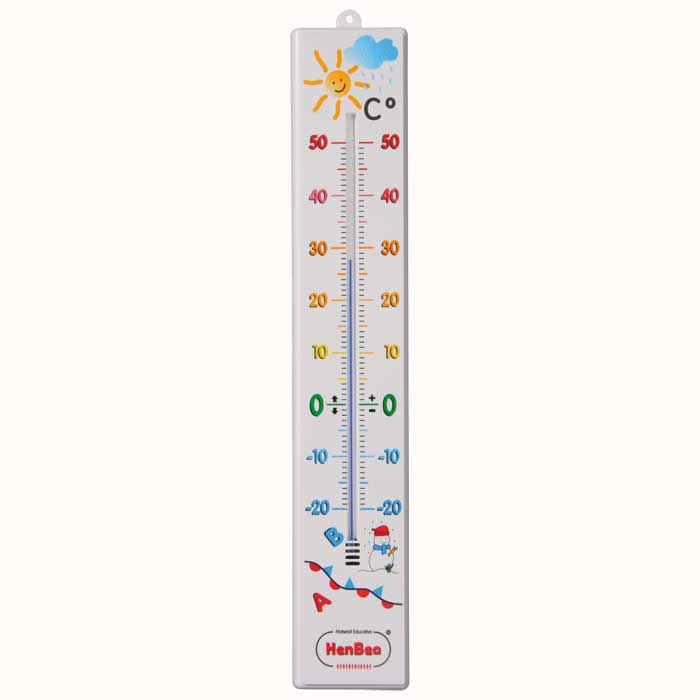 Großes Klassen-Thermometer - 40 cm lang günstig online kaufen ... c28bb622d00d2