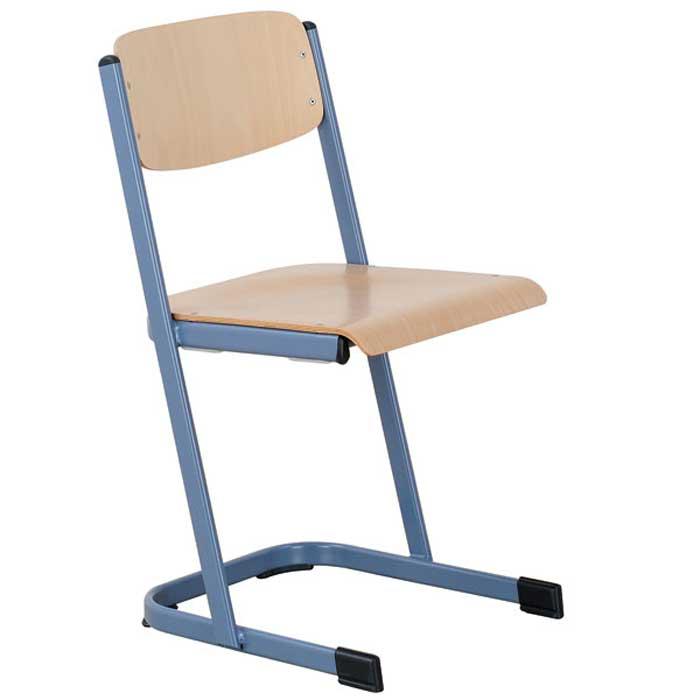 Sch lerstuhl mit u fu g nstig online kaufen for Stuhl design schule