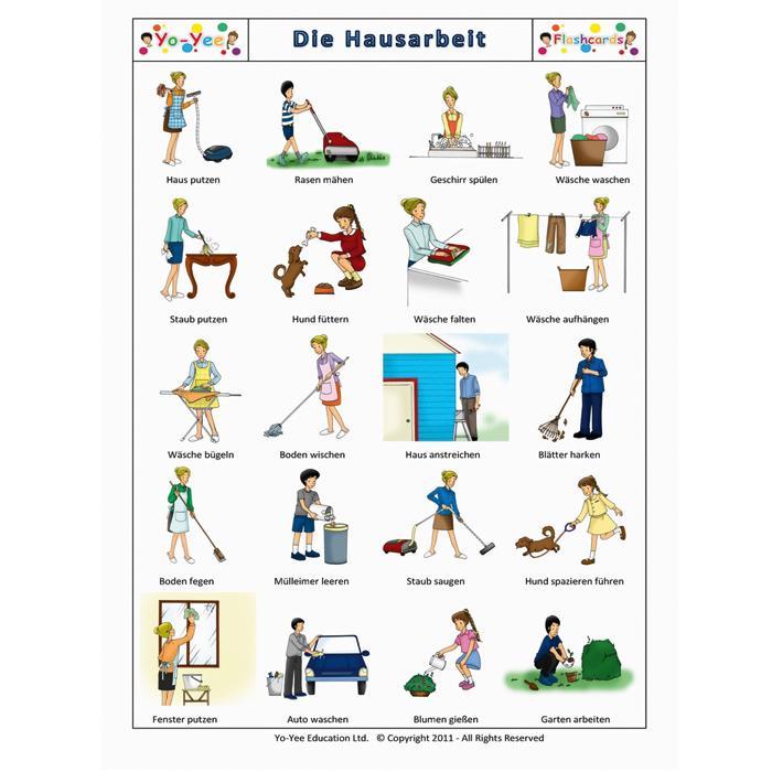 Bildkarten Hausarbeit Günstig Online Kaufen Backwinkelde
