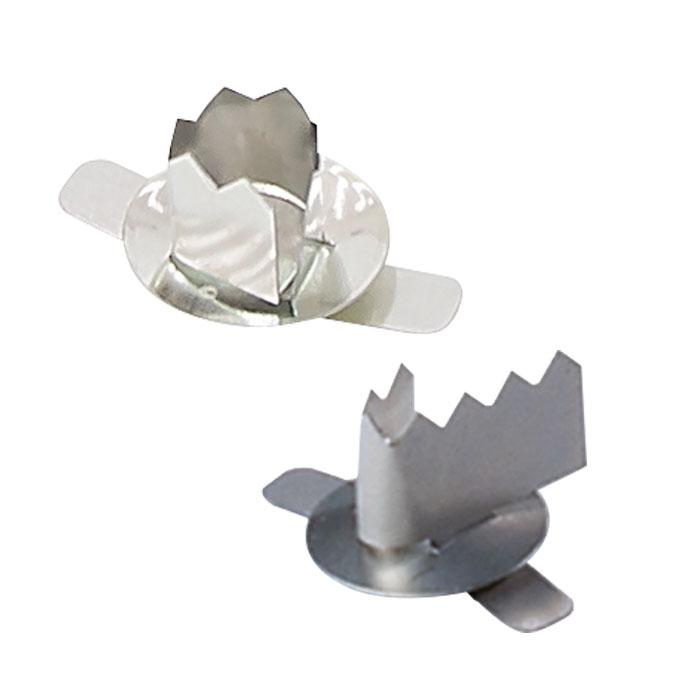 kerzenhalter 1 5 cm aus metall f r 100 kerzen g nstig online kaufen. Black Bedroom Furniture Sets. Home Design Ideas