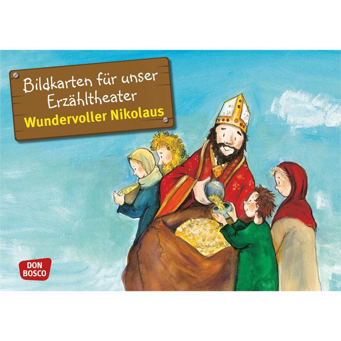 Bildergebnis für Nikolaus Bildergeschichte