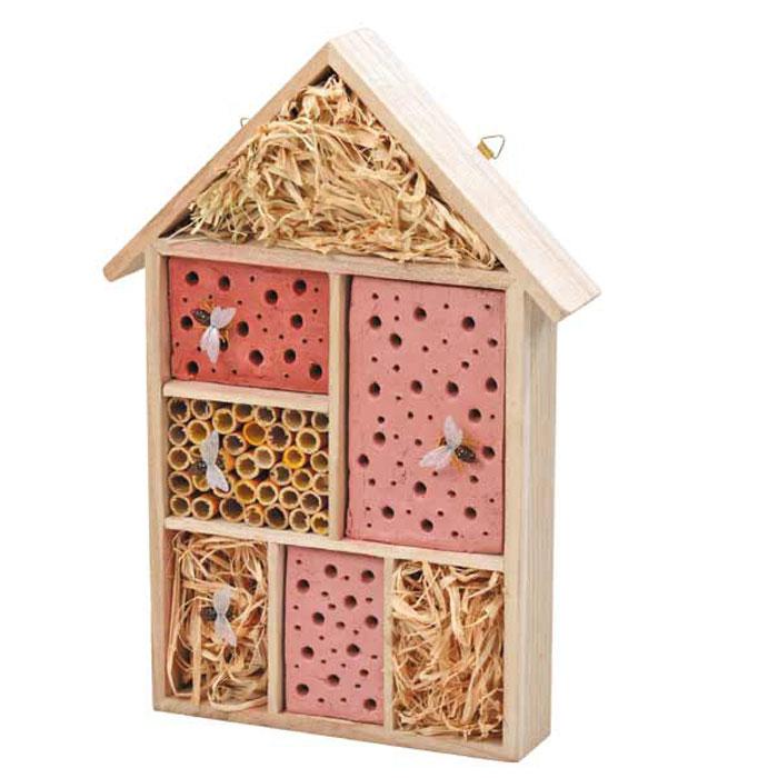 bastel set insektenhotel eine wohnung f r k fer und co g nstig online kaufen. Black Bedroom Furniture Sets. Home Design Ideas