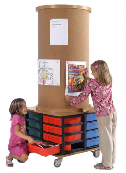 litfa s ule aus kork g nstig online kaufen. Black Bedroom Furniture Sets. Home Design Ideas