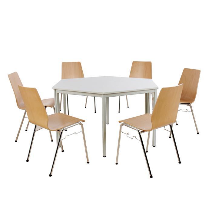 Tisch Und Stuhl Set Spar Set 4 1 Günstig Online Kaufen