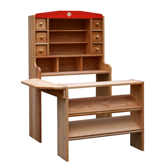 kaufladen luki der eigene supermarkt im kleinformat g nstig online kaufen. Black Bedroom Furniture Sets. Home Design Ideas