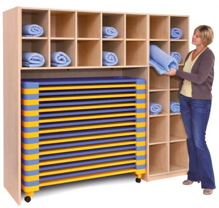 bettzeugschrank f r kinderliegen ordnung mit system g nstig online kaufen. Black Bedroom Furniture Sets. Home Design Ideas