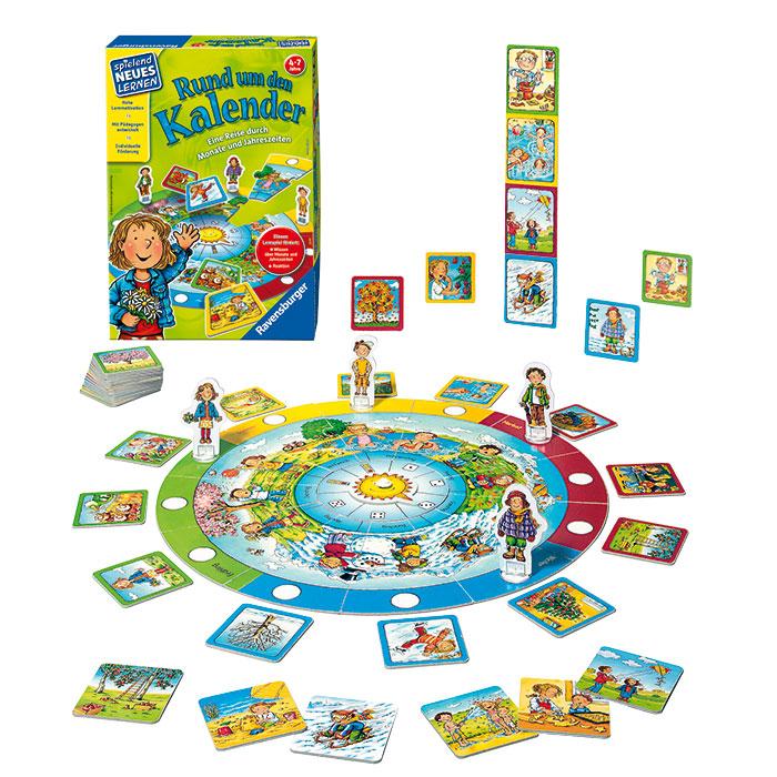 Kalender Spiele