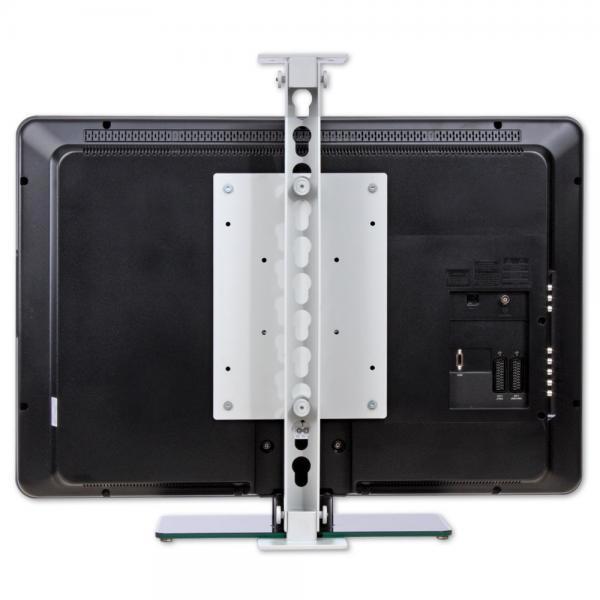 lcd bildschirm halterung sparen sie sich die anschaffung eines neuen fernsehwagens f r. Black Bedroom Furniture Sets. Home Design Ideas