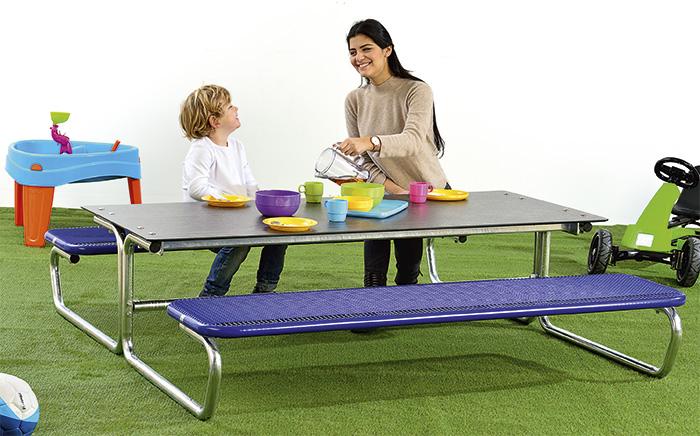 outdoor tisch sitz kombination bequem langlebig und. Black Bedroom Furniture Sets. Home Design Ideas
