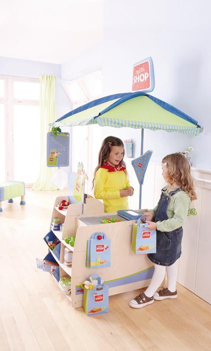 kaufladen zubeh r. Black Bedroom Furniture Sets. Home Design Ideas