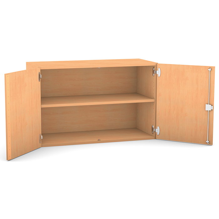 aufsatzschrank 60 6 x 94 4 cm 1 verstellbarer boden g nstig online kaufen. Black Bedroom Furniture Sets. Home Design Ideas